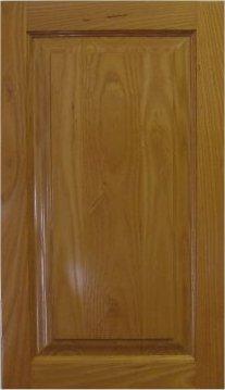 Raised Panel Square Cabinet Door