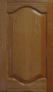 Cabinet Door, Raised Panel Double Cathedral Cabinet Door